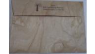 Wooden Envelopes