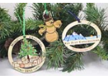 Color Printed Ornaments