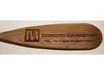 Engraved Gift Canoe Paddles