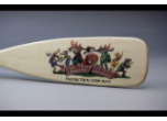 Color Printed Gift Canoe Paddles