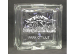 Personalized Glass Vases & Block Banks
