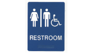 Ada Signs - Braille Signage