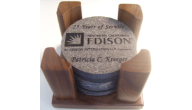 Personalized Granite & Marble Coaster Gifts