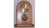 Personalized Mantel Clocks
