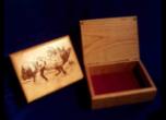 Custom Wood Gift Boxes