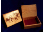 Custom Wood Gift Boxes