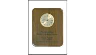 Customized Clock Plaques