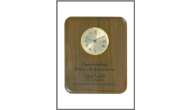 Customized Clock Plaques