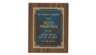 Personalized Award Plaques