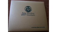 Personalized Colorado State Graduation & Memory Scrapbooks