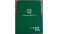 CSU Custom Presentation Folders