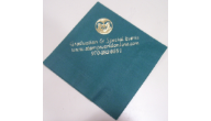 CSU Green Graduation & Event Napkins