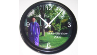 Personalized Color Picture Desk Top & Wall Clocks