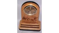Engraved Mantel Clocks
