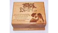 Engraved Picture Boxes