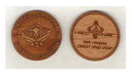 Miltary Coins(Round Tuit)