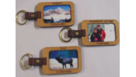 Color Key Chain Frames