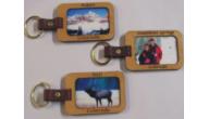 Color Key Chain Frames