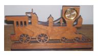 Custom Desk & Wall Clocks