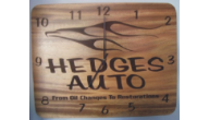 Custom Wooden Clocks
