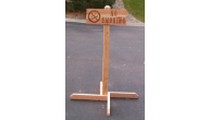Wooden Outdoor Signs
