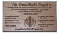 Laser Engraved Wood Cards