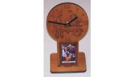 Custom Photo Frame Clocks