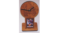 Custom Photo Frame Clocks