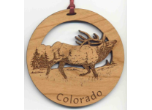 Custom Christmas Ornaments (Wildlife)