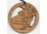 Custom Xmas Ornament (Traditional)