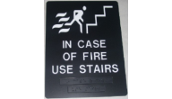 ADA Exit & Stairwell Signs