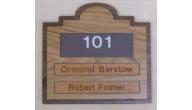 Custom Sign Frames