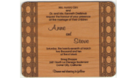 Wedding Themes(Invitations,Repy,Favors&More)