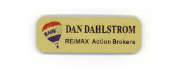 Real Estate Name Badges
