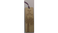 Wedding Bookmark Favors