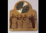Custom Picture Clocks