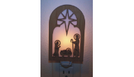 Religious Night Lights