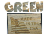 Green Products(Recycled Blue Stain Pine)