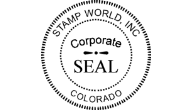Corporate Seal Stamps & Embossers (All 50 States)