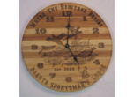 Custom Made Clocks(Wooden, Leather, Granite, & Picture Clocks)