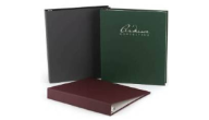 Leather and Vinyl Binders and Pad Folios