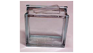 Offering glass block bank and vases.  We stock several sizes of banks and vases.  Perfect for custom decorating.