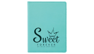 GFT810-PPH - Teal Passport Holder