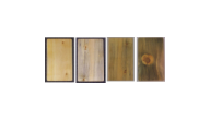 GREEN-WOODCOLORS - Blue Stain Pine(Color Variation Examples)