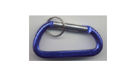Offering carabineer special key chains.  Personalized carabiners make great promotional advertising, favors for parties and special events.