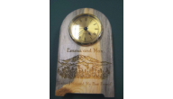 Offering custom engraved mantle clocks.  We personalize each clock with art work, clip art, or even pictures.  Our clocks make unique gifts for grandparents, employees, and clients.
