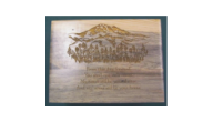 Offering custom engraved wood wedding picture gift boxes.  Our personalized gift boxes can have any pictures engraved onto them.  They make unique appreciation gifts to members of your wedding party.