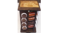 THEME-SPICERACK-HANGING - Custom Spice Rack Spinner