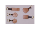 WHOLESALE-WOOD KEY FOBS - Blank Wood Key Fobs
