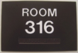 Offering ADA restroom signage.  Our braille signage can come in any size and color.